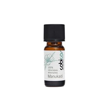 Living Nature Manukaöl 10ml – Manuka Oil – 100% naturreines, ätherisches Öl - 1