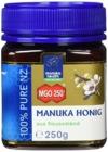 Manuka Health Aktiver - Honig MGO 250 plus - Original, 1er Pack (1 x 250 g) - 1