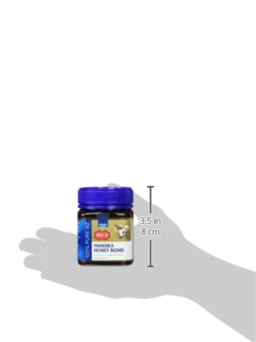 Manuka Health Aktiver - Honig MGO 30 plus - Original, 1er Pack (1 x 250 g) - 3