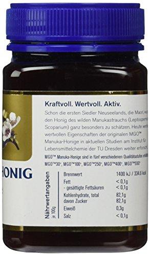 Manuka Health aktiver Manuka-Honig MGO 400+, 1er Pack (1 x 500 g) - 4