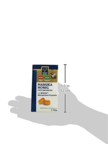 Manuka Health MGO 400 plus Propolis Lutschbonbons, 1er Pack (1 x 100g) - 4