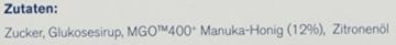 Manuka Health MGO 400 plus Zitronen Lutschbonbons, 1er Pack (1 x 120 g) - 2