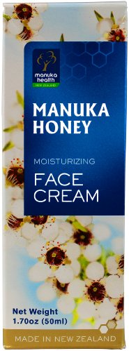 Manuka Health MGR 250+ Manuka Honey Moisturizing Face Cream 50 ml - 2