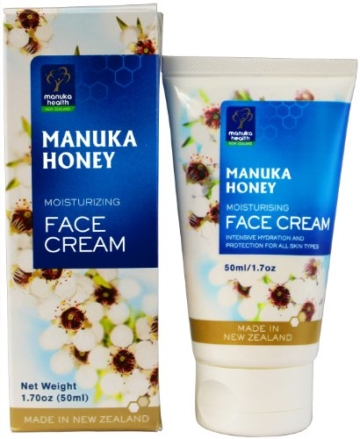 Manuka Health MGR 250+ Manuka Honey Moisturizing Face Cream 50 ml - 6