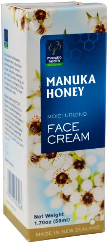 Manuka Health MGR 250+ Manuka Honey Moisturizing Face Cream 50 ml - 1