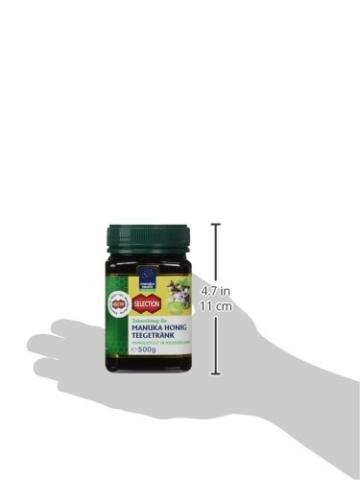 Manuka Health Teegetränk - Honig mit Grüntee, 1er Pack (1 x 500 g) - 5