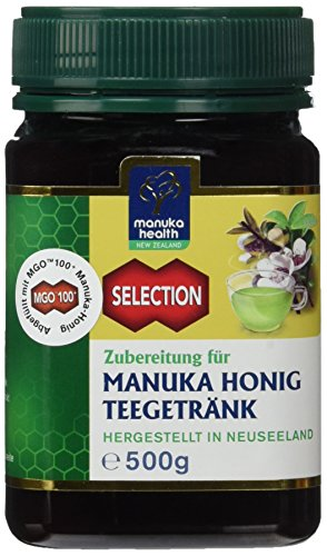 Manuka Health Teegetränk - Honig mit Grüntee, 1er Pack (1 x 500 g) - 1