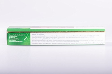 Manuka-Propolis Zahnpasta – Zahncreme mit Manuka Honig MGO400 & Propolis 100g - 2