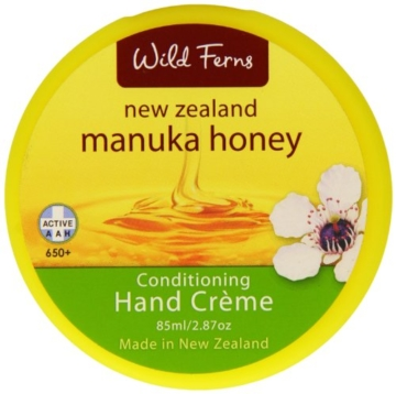 Wild Fern Manuka Honey Hand Cream 85ml - 1